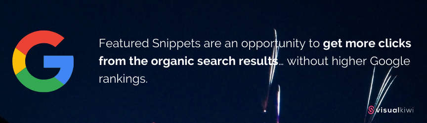 Why Are Featured Snippets Important for SEO