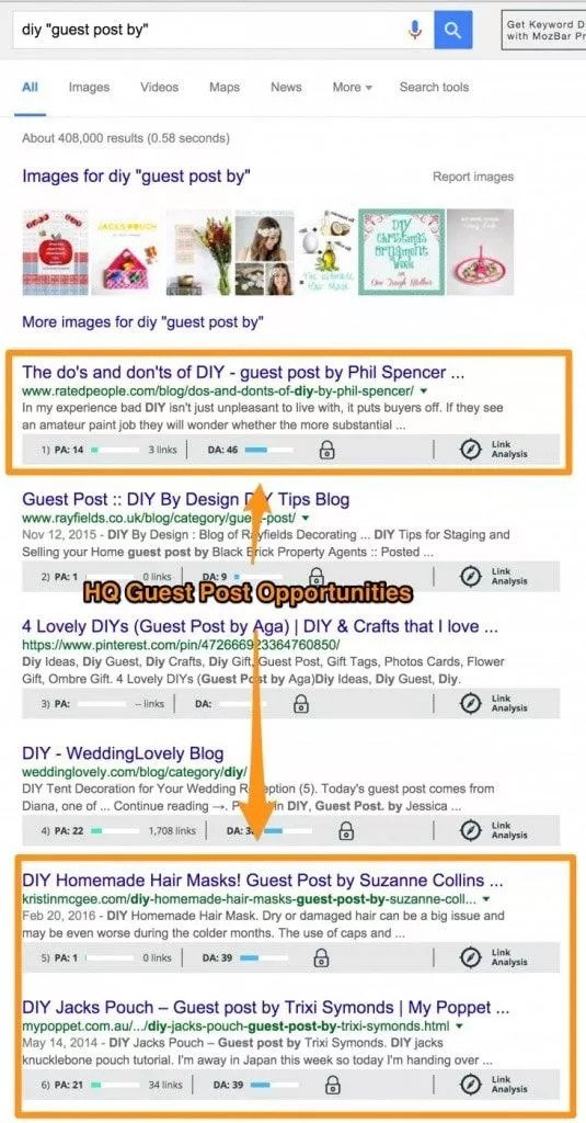 Focus On Guest Posting Outreach